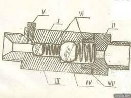 Клапана масляные к компрессору 2Р-3/220 - фото 1