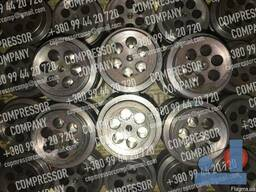 Клапана на компрессор 2ОК1