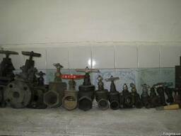 Клапана (вентиля) муфтовые 15ч8п Ду 15-50 Ру 16 армалит