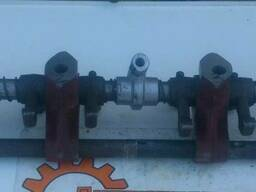 Клапаний механизм Д-65 (механизм коромысел в сборе) ЮМЗ