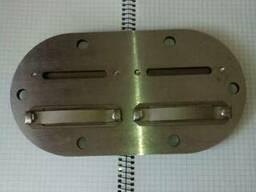 Клапанная плита компрессора СО-7, СО-243 - фото 2
