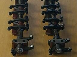 Клапанный механизм (механизм коромысел) ГБЦ МТЗ, Д-240