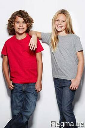 Класичні дитячі футболки ТМ