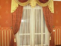 Класичні штори для оселі
