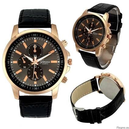 Классические женские часы Geneva Platinum WOW