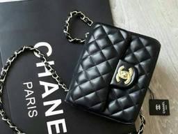 Клатч через плечо Chanel Mini Люкс качество