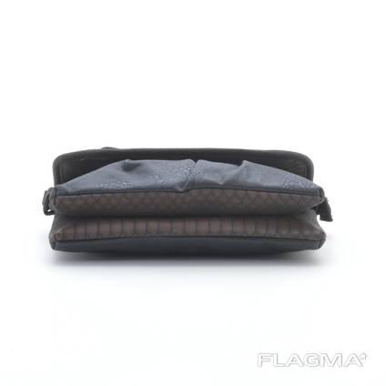Клатч сумка 80005 black. Экокожа