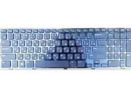Клавиатура Dell 15V, 15VR, 1316, 3521, 5521,2521, RU, black