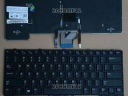 Клавиатура DELL Latitude E6430u Новая Русская - фото 1