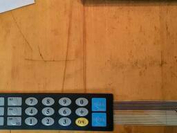 Клавиатура для весов Центровес Т2, Днепровес ВТД-ЕЛ