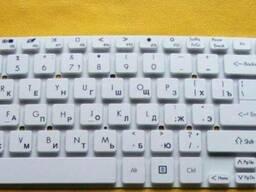Клавиатура Gateway NV55S NV57H NV75S NV77H белая Новая