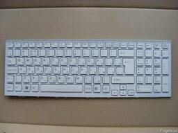 Клавиатура Sony VAIO VPCEE2E1R WI VPC-EE2E1R
