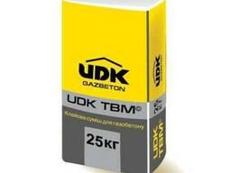 Клеевая смесь для газоблока UDK TBM 25кг