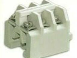 Клеммный блок КБ-25 (25А) 5 клемм (Клеммный блок КБ-25 (25А) 7 клемм)