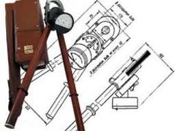 Клещи измерительные с амперметром Ц90
