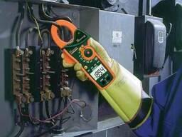 Клещи переменного тока на 1000А Extech Ex810 в наличии