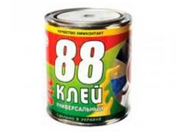 """Клей 88 универсальный 0,65 кг банка метал. """"Химконтакт"""""""