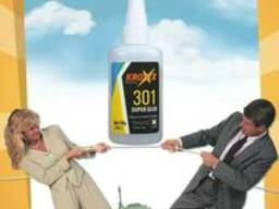 Клей цианоакрилатный KROXX-301 (150 гр)