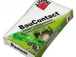 Клей для армировки ППС и МВ плит Baumit Bau Contact 25кг