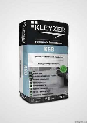 Клей Для Газоблока, Газобетона Kleyzer KGB