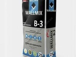 Клей для газоблока Волмікс Wallmix B-3