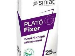 Клей для гипсокартона Plato Fixer