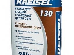 Клей для кладки клинкерного кирпича Kreisel 130