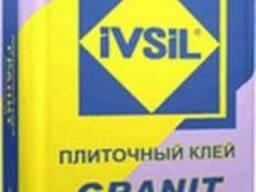 Клей для натурального и искуственого камня Ivsil Granit 25кг