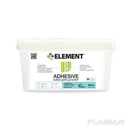 """Клей для обоев Adhesive """"Element"""" 10 кг"""