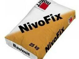 """Клей для пенопласта """"Baumit nivofix' 25 кг."""