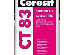 Клей для пенопласта Ceresit CT-83/27 кг