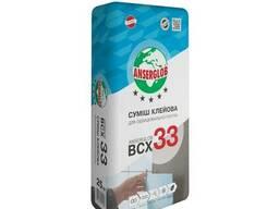 Клей для плитки Anserglob BCX-33 зима