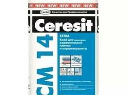 Клей для плитки Ceresit CM-14 /25 кг.