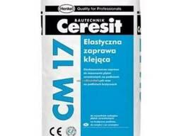 Клей для плитки Ceresit CM-17 «Super flexible». /25 кг.