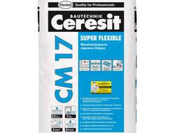 Клей для плитки Церезит (Ceresit)