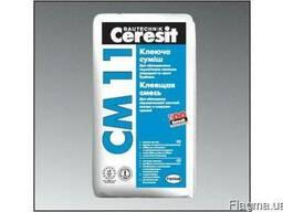 Клей для плитки Церезит СМ-11(Ceresit CM-11). Доставка