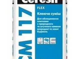 Клей для плитки Церезит СМ-117