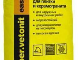 Клей для плитки и керамогранита Weber Vetonit Easy Fix 25 кг
