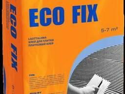Клей для плитки Kiilto eco fix (Киилто) в Симферополе.