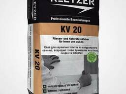 Kleyzer KV-20 – это сухая клеевая смесь, широко используемая