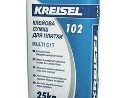 Клей для плитки Крайзель-102 (Kreisel) Харьков морозостойкий