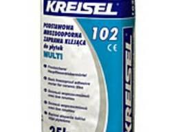 Клей для плитки Kreisel Milti 102 морозостойкий