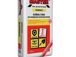 Клей для плитки Master Нормал 25 кг Подробнее: htt