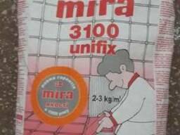Клей для плитки mira 3100 для натурального камня, теплый пол