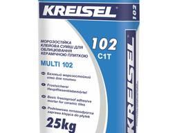 "Клей для плитки ""MULTI""102 ""Kreisel"" 25 кг"