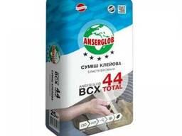 """Клей эластифицированный """"ВСХ-44 Total"""" """"Anserglob"""" 25 кг"""