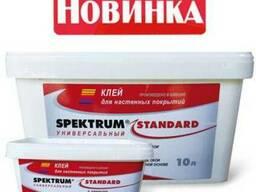 Клей готовый для обоев, стеклохолста Spektrum Standard