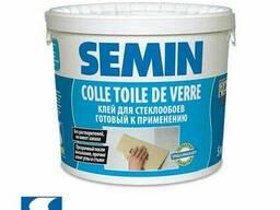 Клей готовый Semin Colle TDV для стеклохолста влагостойкий 10 кг