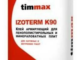 Клей К90 Timmax для клейки пенопласта в Донецке.