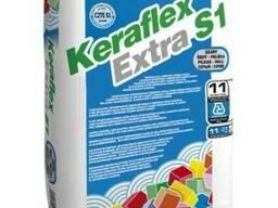 """Клей """"Keraflex Extra S1""""(на цементной основе)"""